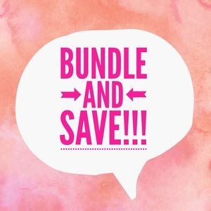 Make a bundle and SAVE